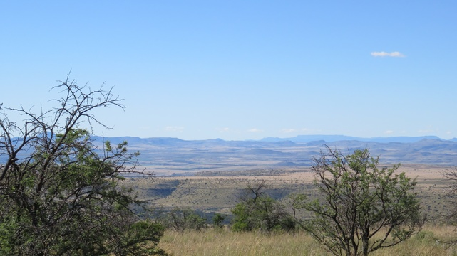 Beautiful scenery at Mountain Zebra National Park with A & A Adventures