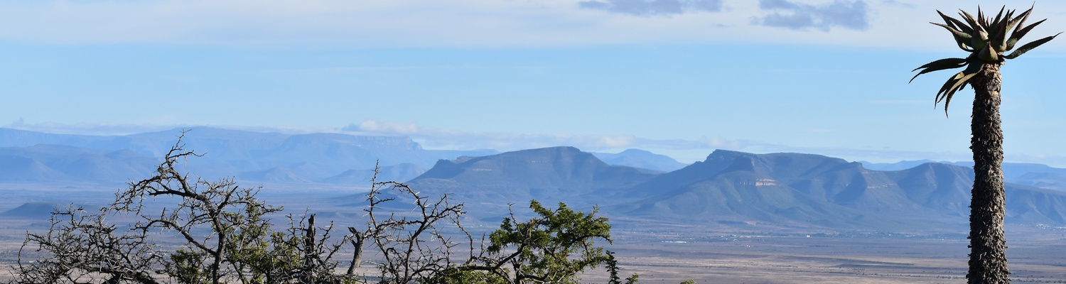 Typical Karoo Image, by A&A Adventures in South Africa