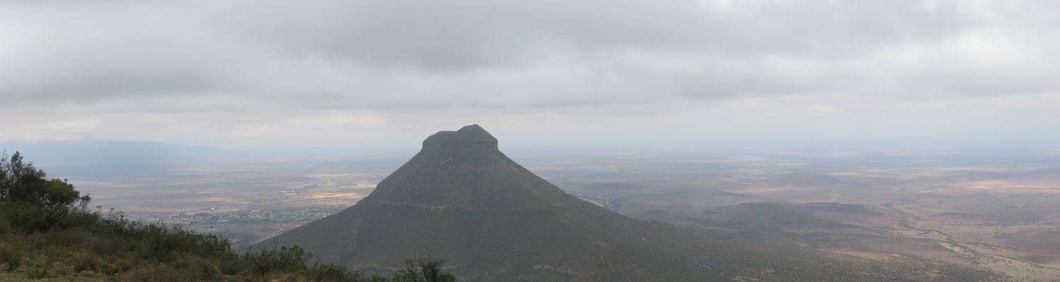Valley of Desolation, Camdeboo National Park, A&A Adventures in South Africa